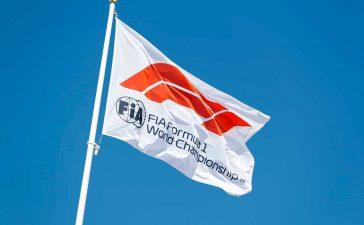 F1 zastava