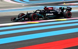 Lewis Hamilton, VN Francuske