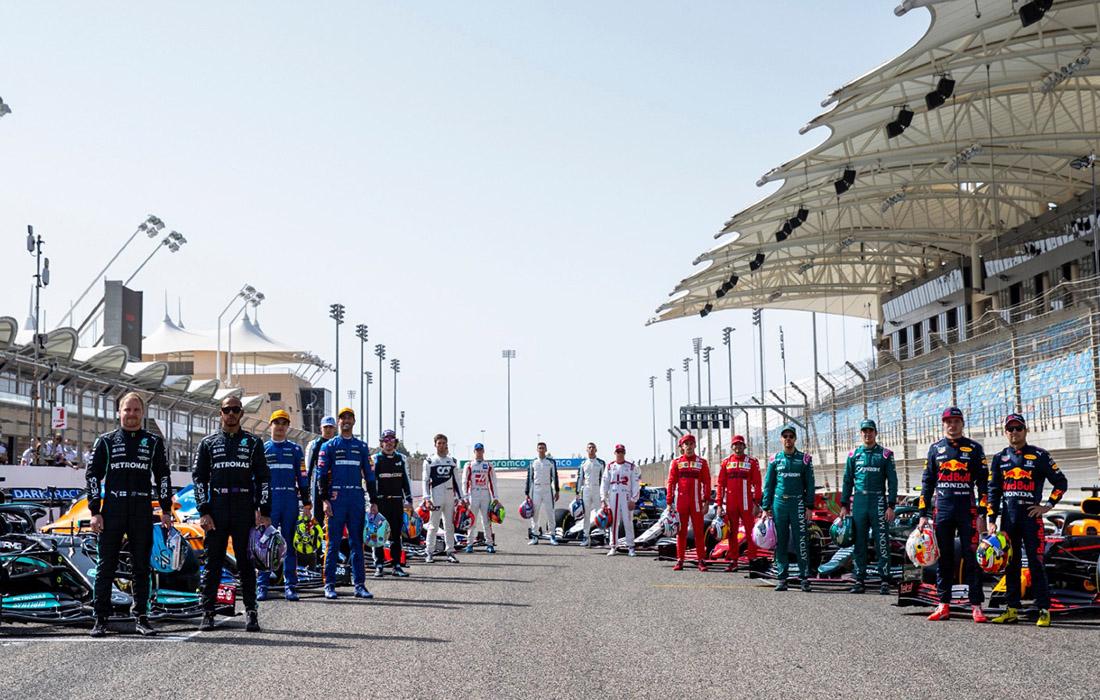 Vozači pred test u Bahreinu