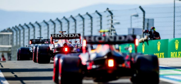 Max Verstappen i Sergio Perez