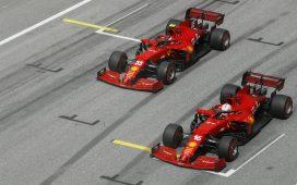 Charles Leclerc i Carlos Sainz