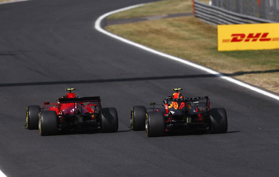 Ferrari i Red Bull