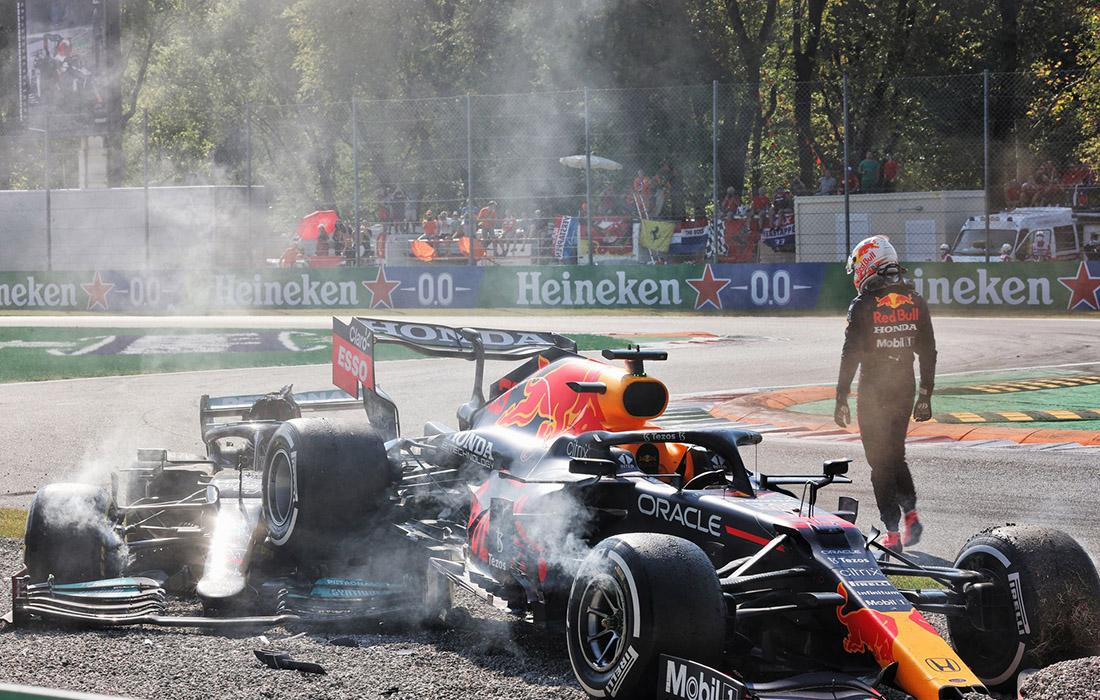 Lewis Hamilton i Max Verstappen