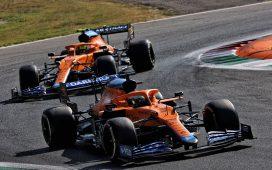 Daniel Ricciardo i Lando Norris