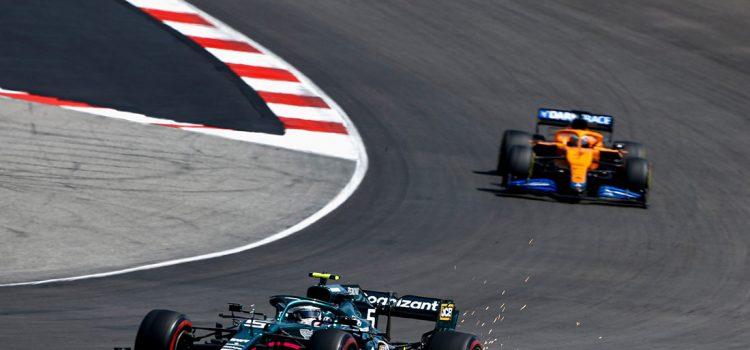 Sebastian Vettel i Daniel Ricciardo