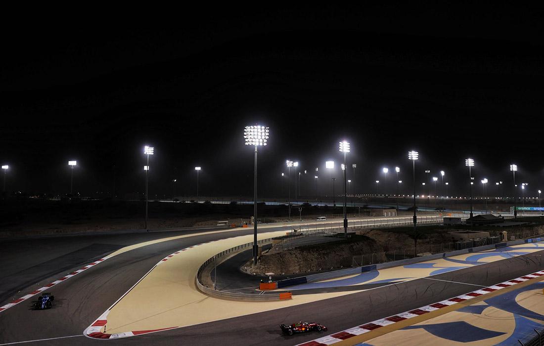 Bahrein test